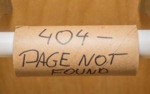 Как оформить страницу с 404 ошибкой на своем сайте