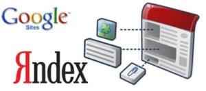 Добавление страниц в индекс Яндекс и Google