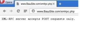 Скрыть от индексации xmlrpc.php